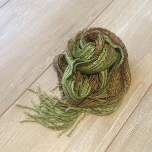 Free People Earthy Boho Scarf/Head Wrap